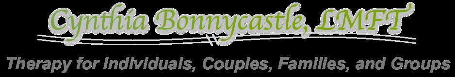 Cynthia Bonnycastle, LMFT Logo